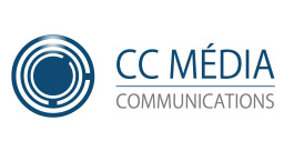 Logo CC Média Communications