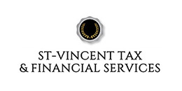 St-Vincent Tax & Financial Services Logo