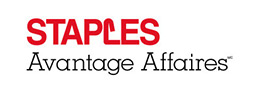 Logo Staples Avantage Affaires